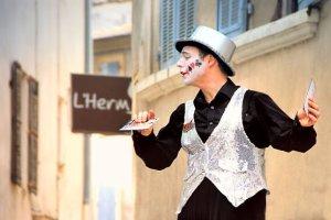 Das Festival von Avignon - Unfug bis zu den Morgenstunden