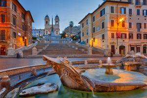 À Rome, l'eau devait être coupée à cause de la sécheresse