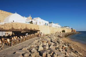 scoperta antica città romana in tunisia nel golfo di hammamet