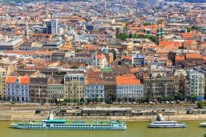Budapest neues Kreuzfahrtziel