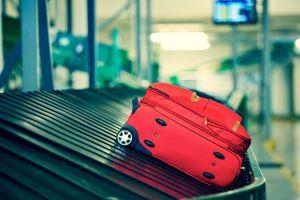 Koffer verloren. Was nun?