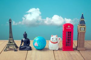 Weltkatzentag Weltreise