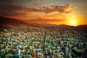 Avianca Brasil se pose à Santiago du Chili