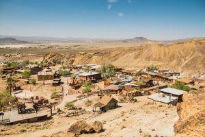 Calico : Une ville fantôme coincée à l'époque du Far West dans le désert californien