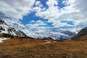 New Theatre Opens In The Julien Pass Of The Swiss Alps