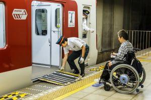 Avignon 1000 kms supplémentaires pour Emmanuelle handicapée oubliée dans un train