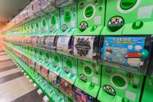 Japan's incredible vending machine culture