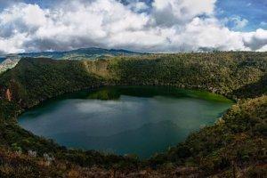 la leggenda di El Dorado e del lago guatavita