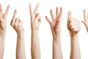Handzeichen weltweit
