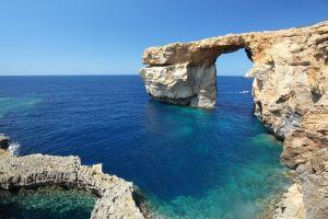 La fenêtre d'Azur de Malte a trouvé une nouvelle vie