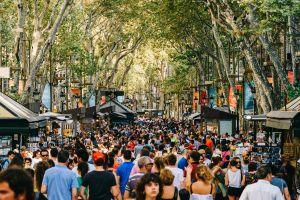 Barcellona è una città da ricordare non per gli attentati