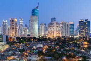 la ciudad mas taggeada de instagram fotos compartidas es yakarta indonesia