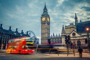 Un suhi bus fait actuellement le tour de Londres