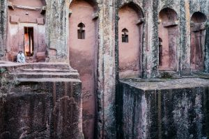 The Undeground Churches of Lalibela