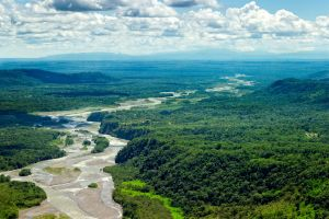 Amazon rainforest reserve to be demolished for mining activity