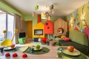 Le Center Parcs Domaine des Trois Forêts en Lorraine dévoile d'incroyables cottages thématiques