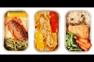 una aerolinea inglesa monarch propone luchar contra el estres a traves de sus menus de comida