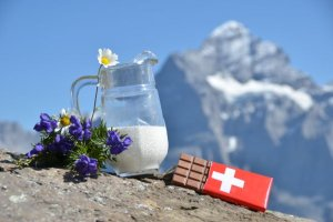 A brief history of swiss chocolate