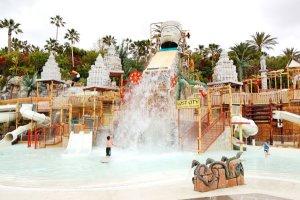 5 meilleurs parcs aquatiques du monde