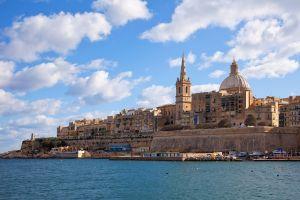 Reise zur Mittelmeerinsel Malta