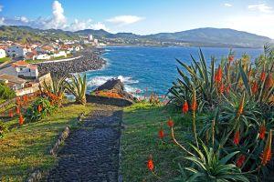 le meravigliose isole Azzorre del portogallo