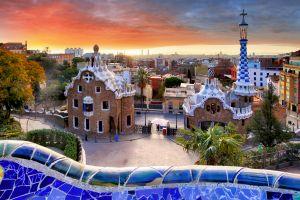 Les plus belles façaces de bâtiments à Barcelone