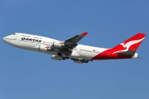 Route des Kangourous  Qantas revient à Singapour