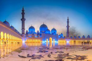 Mosquée bleue chapelle sixtine les incroyables lieux de culte pour un pèlerinage