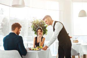 Dinner für zwei Personen im Preis von einem