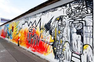 A Berlin, le plus grand musée du street art vient d'être ouvert