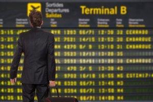Das ist Deutschlands unpünktlichster Flughafen