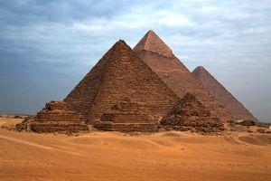 8 Fakten über die Pyramiden von Gizeh