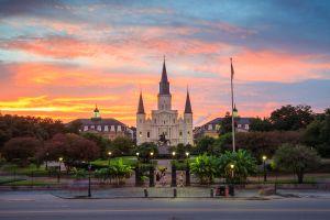 48 horas Nueva Orleans Estados Unidos