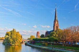 Gründe warum Sie anch Frankfurt am main reisen sollten