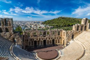 Magnificent theatres around the globe