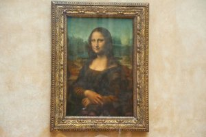 Nude Mona Lisa portrait could be a Da Vinci painting