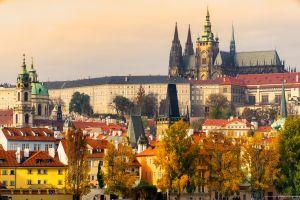 ein bericht über die goldene Stadt Prag