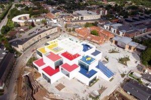 Lego House opens in Denmark