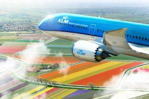 klm promocion aniversario vuelos amsterdam descuentos