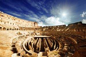 Good New or Bad News The way we see Roman architecture is changing