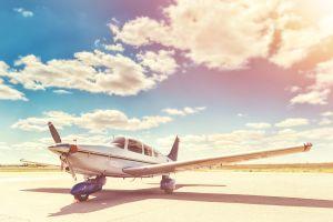 Aérien  le vol le plus court au monde relie deux îles écossaises, Westray et Papa Westray