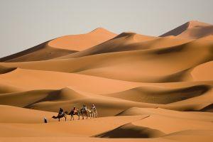 20 déserts à travers le monde