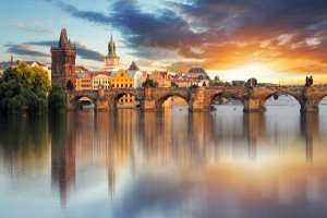 Prague's incredible architecture