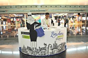aeropuerto barcelona nuevo servicio gratuito personal shopper