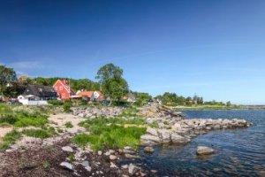 Herbsturlaub auf der dänischen Ostseeinsel