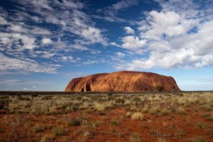 Australian authorities ban climbing sacred Uluru Rock