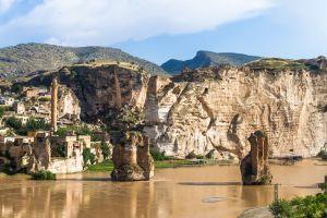 Turquie le barrage ilisu va submerger hasankeyf