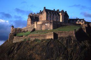 Edinburgh's gorgeous architecture
