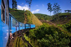 Einmal durch Asien auf Schienen