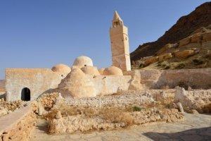 Voyage en Tunisie à Tataouine Chenini et Ksa Hadada